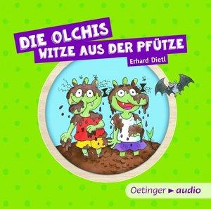 Die Olchis Witze aus der Pfütze SA (CD)