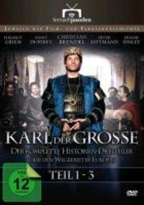 Karl der Große - Der komplette Historien-Dreiteiler (Fernsehjuwe