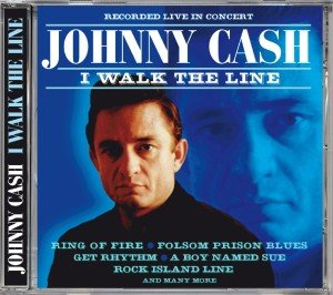 I Walk The Line-Live In Concert