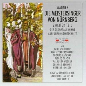 Die Meistersinger Von Nürnberg 2
