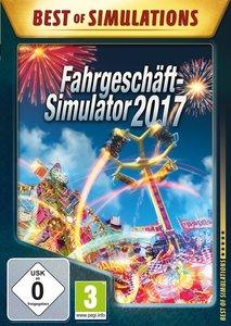 Best of Simulations: Fahrgeschäft-Simulator 2017