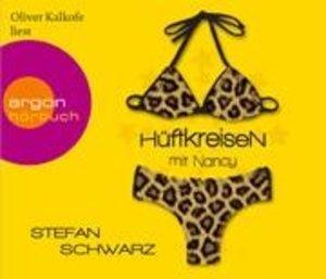 Schwarz, S: Hüftkreisen mit Nancy/4 CDs