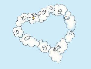 Die kleine Wolke KITA-Version dt./russ.