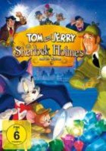 Tom und Jerry als Sherlock Holmes und Dr. Watson