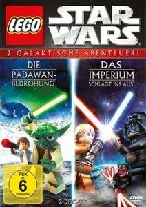 LEGO® Star Wars: Das Imperium schlägt ins Aus & Die Padawan Bedr