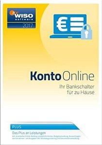WISO Konto Online Plus 2017. Für Windows Vista, Windows 7, Windo