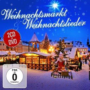 Weihnachtsmarkt & Weihnachtslieder.2CD+DVD