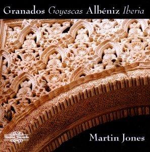 Granados Goyescas/Albeniz Iberia