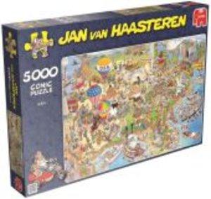 Jan van Haasteren - USA - 5000 Teile