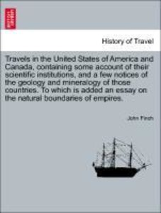 Travels in the United States of America and Canada, containing s