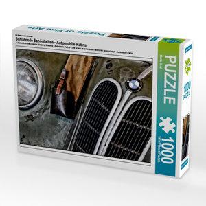 Ein Motiv aus dem Kalender Schlafende Schönheiten - Automobile P
