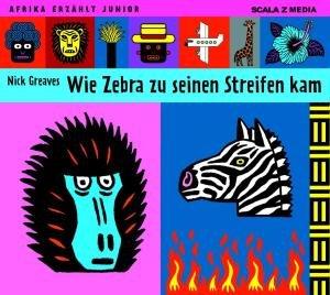 Wie Zebra zu seinen Streifen k