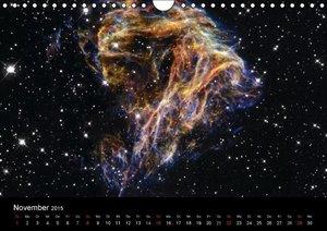 Pantau, P: Weltraum (Wandkalender 2015 DIN A4 quer)