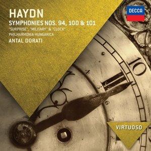 Sinfonien 94,100 & 101