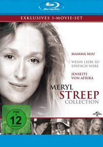 Actors Box Meryl Streep