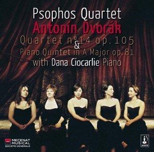 Quartet 14,op.105/Piano Quintet in A op.81