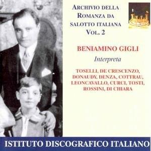 Romanzen im italienischen Salon Vol.2