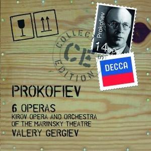 6 Opern:Kotko/Krieg Und Frieden/+