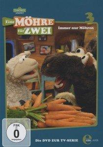 (3)DVD TV-Serie-Immer Nur Möhren