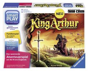 Ravensburger 26808 - smartplay: King Arthur, ohne Smartphone Sta