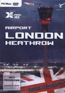 X-Plane 10 - Airport London - Heathrow (Addon)