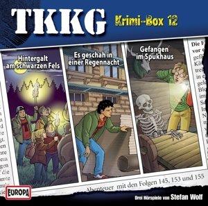 TKKG Krimi-Box 12