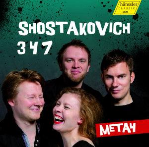 Streichquartette 3,4+7