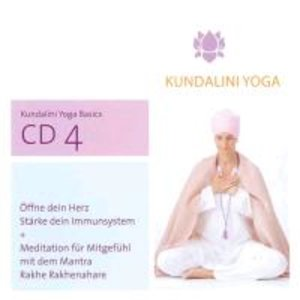 Kundalini Yoga Basics Vol. 4