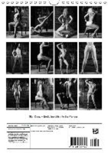Skin Deep - Erotic Insights into the Parlour (Wall Calendar 2015