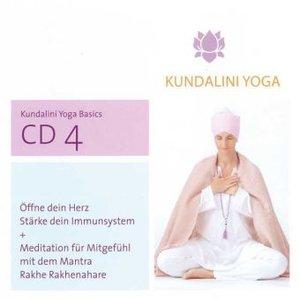 Kundalini Yoga Basics Vol. 4