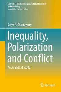 Inequality, Polarization and Conflict