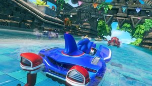 Sonic All-Stars Racing Transformed (Software Pyramide)