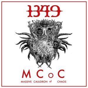 Massive Cauldron Of Chaos (Ltd.Red Vinyl Incl.Po