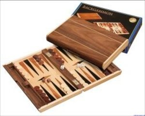 Philos 1149 - Backgammon Meganisi, medium, Kassette, Magnetversc