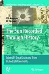 The Sun Recorded Through History