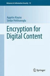 Encryption for Digital Content