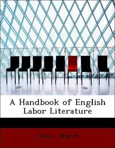 A Handbook of English Labor Literature