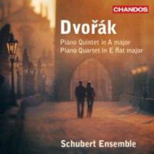 Klavierquintett 2,op.81/Klavierquartett 2