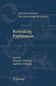 Rethinking Explanation
