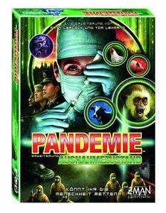 ZMan 691130 - Pandemie: Ausnahmezustand