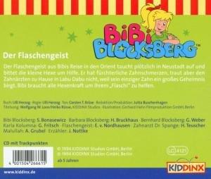 Bibi Blocksberg 61. Der Flaschengeist. CD