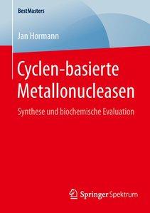 Cyclen-basierte Metallonucleasen