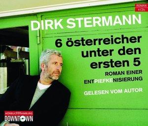 Sechs Österreicher unter den ersten Fünf