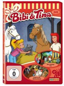 Bibi und Tina - Das zottelige Trio / Trubel in der Wolfsschlucht