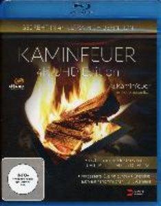 Kaminfeuer - UHD Edition (gedreht in 4K Ultra High Definition)Bl