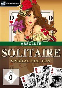 Absolute Solitaire. Special Edition. Für Windows Vista/7/8/8.1/1