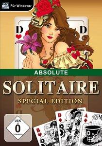 Absolute Solitaire. Special Edition. Für Windows Vista/7/8/8.1/1
