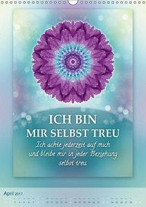 ICH BIN Licht und Liebe - Kalender (Wandkalender 2017 DIN A3 hoc