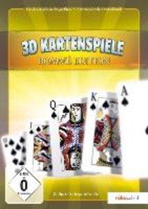 3D Kartenspiele - Rommé Edition