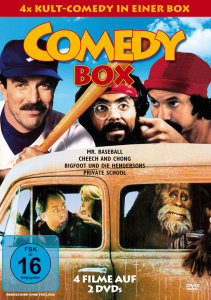 Comedy Box (DVD)